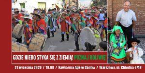 podrozniczy wtorek Agere Contra Boliwia